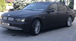 BMW 735 2002 года за 3 555 555 тг. в Алматы – фото 4
