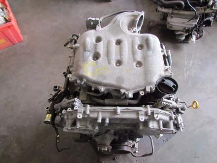 Двигатель Infiniti FX35 3, 5 л, VQ35DE 2003-2009 за 490 000 тг. в Алматы – фото 2