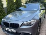 BMW 550 2012 года за 16 000 000 тг. в Алматы – фото 3