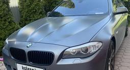 BMW 550 2012 года за 14 000 000 тг. в Алматы – фото 3