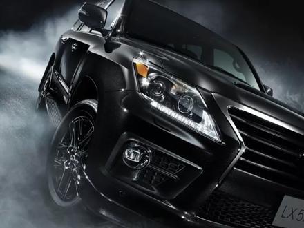 Обвес f sport Lexus! Аналог хорошего качества за 85 000 тг. в Усть-Каменогорск – фото 2