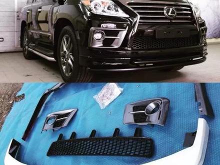 Обвес f sport Lexus! Аналог хорошего качества за 85 000 тг. в Усть-Каменогорск – фото 4