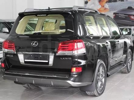 Обвес f sport Lexus! Аналог хорошего качества за 85 000 тг. в Усть-Каменогорск – фото 6