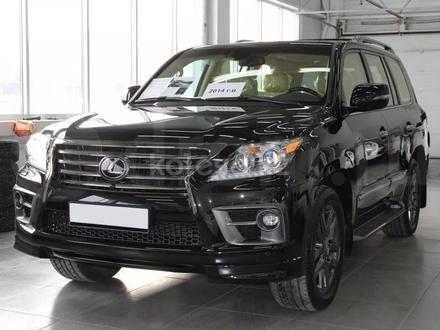 Обвес f sport Lexus! Аналог хорошего качества за 85 000 тг. в Усть-Каменогорск – фото 7