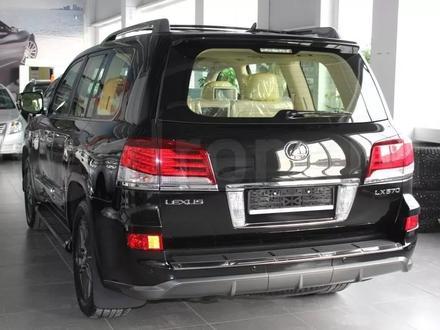 Обвес f sport Lexus! Аналог хорошего качества за 85 000 тг. в Усть-Каменогорск – фото 8