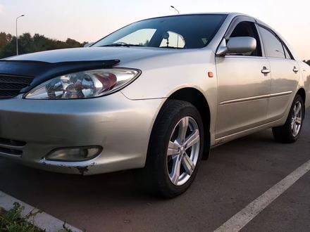 Toyota Camry 2004 года за 3 200 000 тг. в Усть-Каменогорск – фото 7