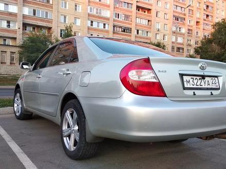 Toyota Camry 2004 года за 3 200 000 тг. в Усть-Каменогорск – фото 8