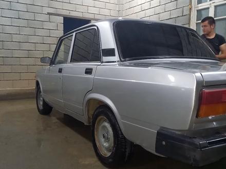 ВАЗ (Lada) 2107 2010 года за 1 300 000 тг. в Туркестан – фото 12