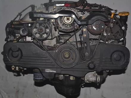ДВС двигатель на Субару Легаси за 100 000 тг. в Нур-Султан (Астана) – фото 2