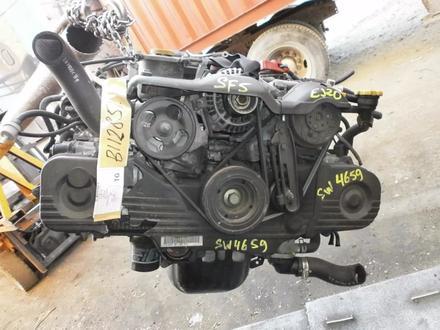 ДВС двигатель на Субару Легаси за 100 000 тг. в Нур-Султан (Астана) – фото 3