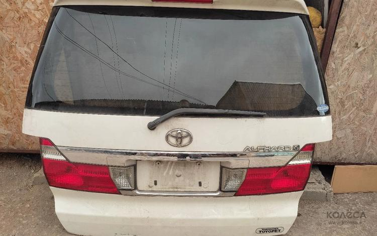 Крышка багажника альфард за 100 000 тг. в Нур-Султан (Астана)