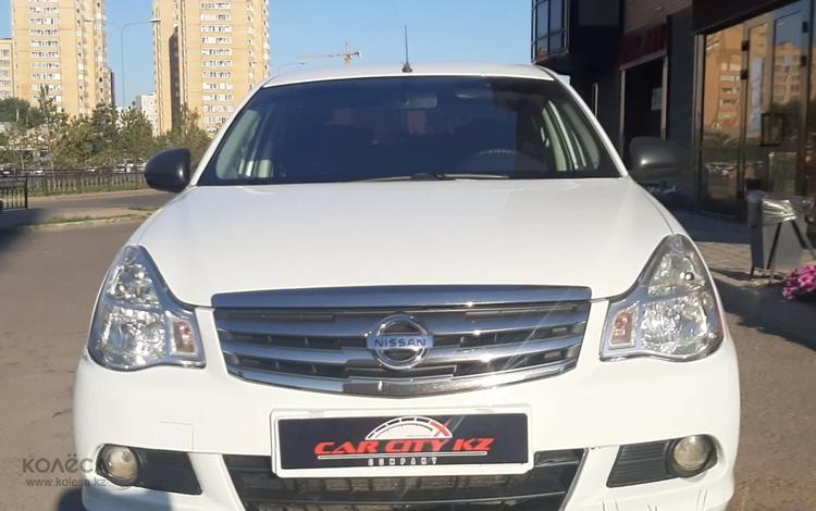 Nissan Almera 2015 года за 3 800 000 тг. в Нур-Султан (Астана)