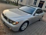 BMW 745 2003 года за 4 780 000 тг. в Алматы