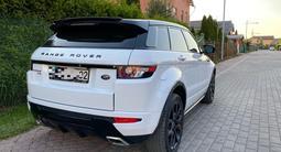 Land Rover Range Rover Evoque 2012 года за 10 500 000 тг. в Алматы – фото 2