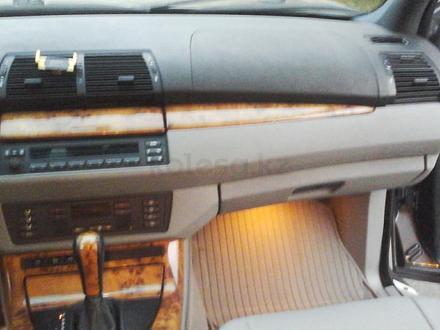 BMW X5 2003 года за 4 500 000 тг. в Алматы – фото 15