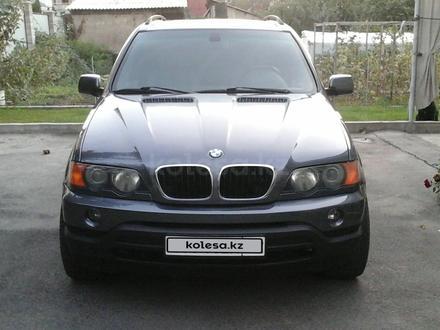 BMW X5 2003 года за 4 500 000 тг. в Алматы – фото 3