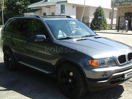 BMW X5 2003 года за 4 500 000 тг. в Алматы – фото 4
