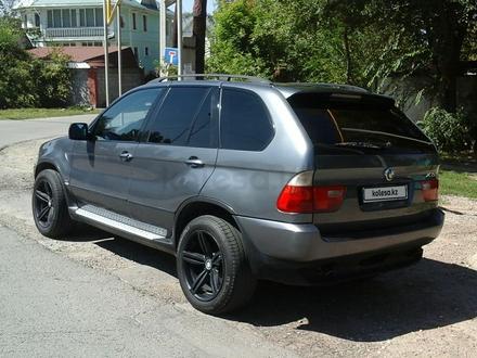 BMW X5 2003 года за 4 500 000 тг. в Алматы – фото 6