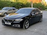 BMW 520 2014 года за 10 800 000 тг. в Алматы – фото 3