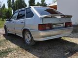 ВАЗ (Lada) 2114 (хэтчбек) 2007 года за 510 000 тг. в Тараз – фото 4