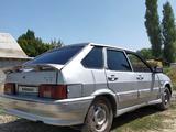 ВАЗ (Lada) 2114 (хэтчбек) 2007 года за 510 000 тг. в Тараз – фото 5
