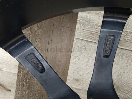 Диски с резиной на BMW 235/40/R18 за 140 000 тг. в Алматы – фото 9