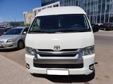 Toyota HiAce 2014 года за 14 000 000 тг. в Нур-Султан (Астана)
