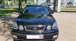 Lexus GS 300 1999 года за 4 650 000 тг. в Алматы – фото 3