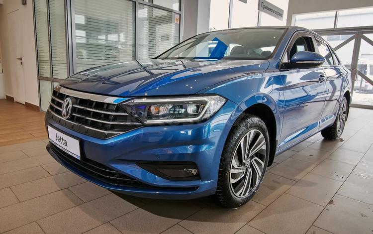 Volkswagen Jetta Status 2021 года за 10 602 000 тг. в Уральск