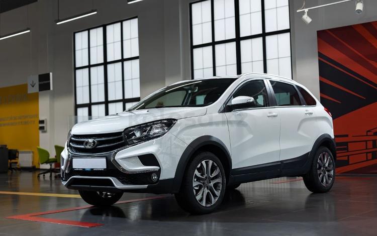 ВАЗ (Lada) XRAY Cross Comfort 2021 года за 7 180 000 тг. в Атырау