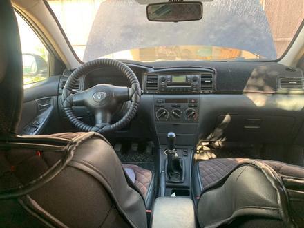 Toyota Corolla 2006 года за 2 500 000 тг. в Жанаозен – фото 3