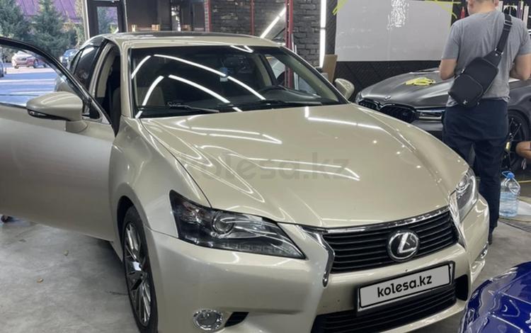 Lexus GS 350 2012 года за 12 220 000 тг. в Алматы
