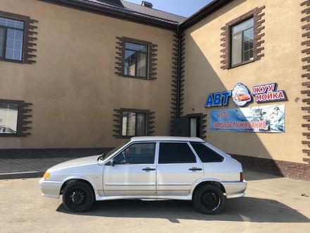 ВАЗ (Lada) 2114 (хэтчбек) 2007 года за 680 000 тг. в Уральск – фото 10