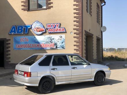 ВАЗ (Lada) 2114 (хэтчбек) 2007 года за 680 000 тг. в Уральск – фото 8