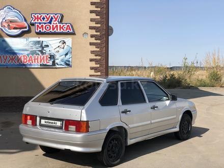 ВАЗ (Lada) 2114 (хэтчбек) 2007 года за 680 000 тг. в Уральск – фото 9