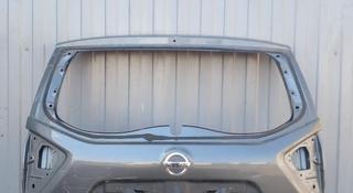 Крышка багажника nissan terrano за 6 428 тг. в Нур-Султан (Астана)