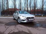 Hyundai Accent 2018 года за 6 550 000 тг. в Нур-Султан (Астана) – фото 2
