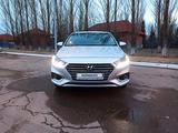 Hyundai Accent 2018 года за 6 550 000 тг. в Нур-Султан (Астана) – фото 3