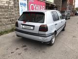 Volkswagen Golf 1993 года за 1 050 000 тг. в Нур-Султан (Астана) – фото 4