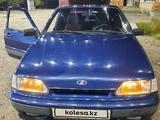 ВАЗ (Lada) 2114 (хэтчбек) 2007 года за 850 000 тг. в Тараз