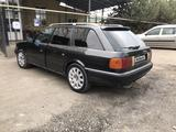 Audi 100 1992 года за 1 200 000 тг. в Алматы – фото 3