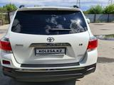 Toyota Highlander 2013 года за 13 500 000 тг. в Костанай – фото 5