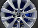 Диски r16 с летней резиной 215 60 16 на Toyota Camry 30, 40, 50, 55, 70. за 220 000 тг. в Алматы – фото 2