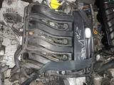 Двигатель к4м Ларгус за 280 тг. в Алматы