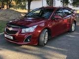 Chevrolet Cruze 2015 года за 4 300 000 тг. в Талдыкорган – фото 3