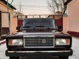ВАЗ (Lada) 2107 2008 года за 1 180 000 тг. в Туркестан