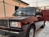 ВАЗ (Lada) 2107 2008 года за 1 180 000 тг. в Туркестан – фото 2