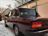 ВАЗ (Lada) 2107 2008 года за 1 180 000 тг. в Туркестан – фото 5