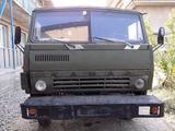 КамАЗ  5320 1989 года за 1 600 000 тг. в Шымкент – фото 4