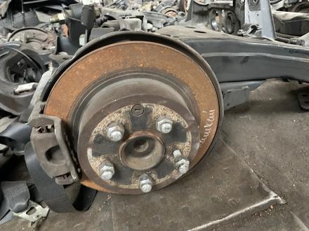 Задние тормозные диски Nissan Qashqai привозные с японии за 12 000 тг. в Алматы